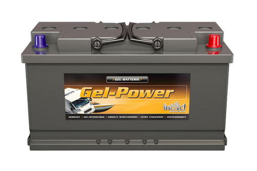 Intact Gel-Power 210 12V / 230Ah solar battery