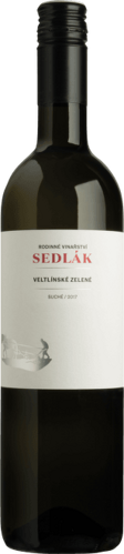Green Veltliner, Earth, Sedlák